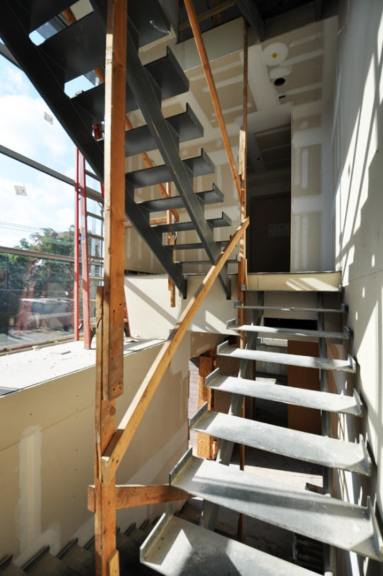 Modern Stairs The Timeline Life Of An Architect
