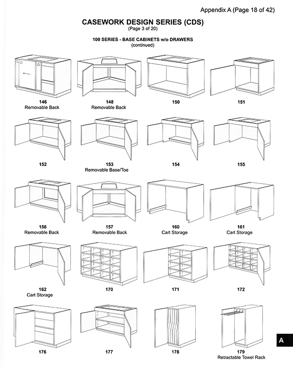 Graphic Standards For Architectural Cabinetry Life Of An