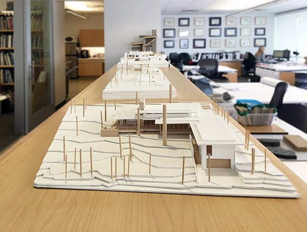 A Case For Building Architectural Models Life Of An